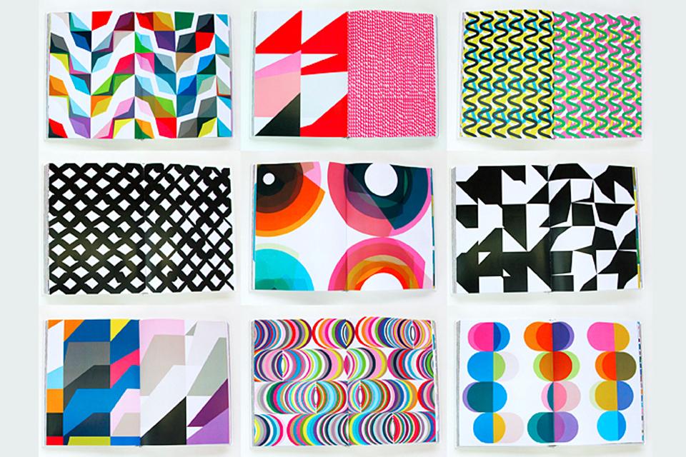 des formes g om triques et color es par centaine tapes. Black Bedroom Furniture Sets. Home Design Ideas