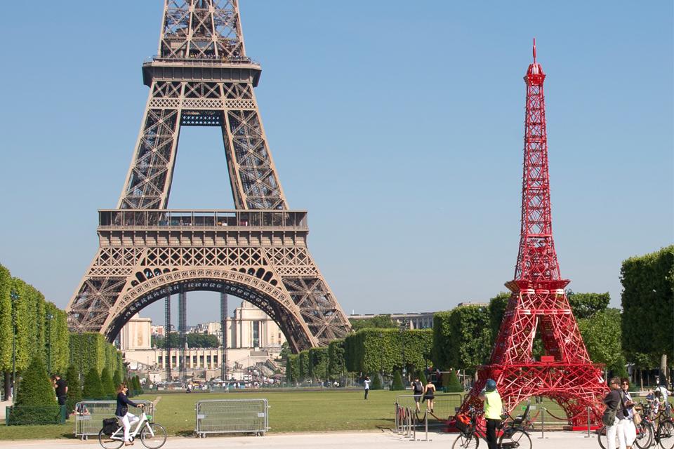 Tour Mesure 324 Nouvelle Chaises Étapes Eiffel La edCoxB