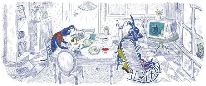 L Illustration Et La Da Dans L Edition Jeunesse En 8 Livres
