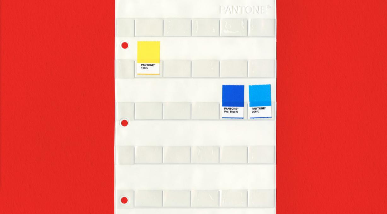 Couleur Pantone De L Année 2017 une solution pour organiser les couleurs pantone - étapes: