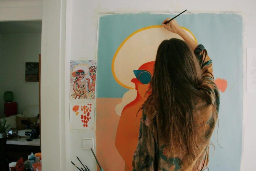 Marina Capdevila Tous Les Gens Aiment L Art Urbain Jusqu