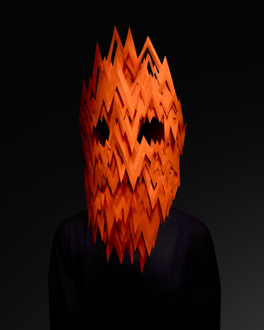 Une identité visuelle saisissante autour des émotions pour la biennale du design à Londres - étapes: