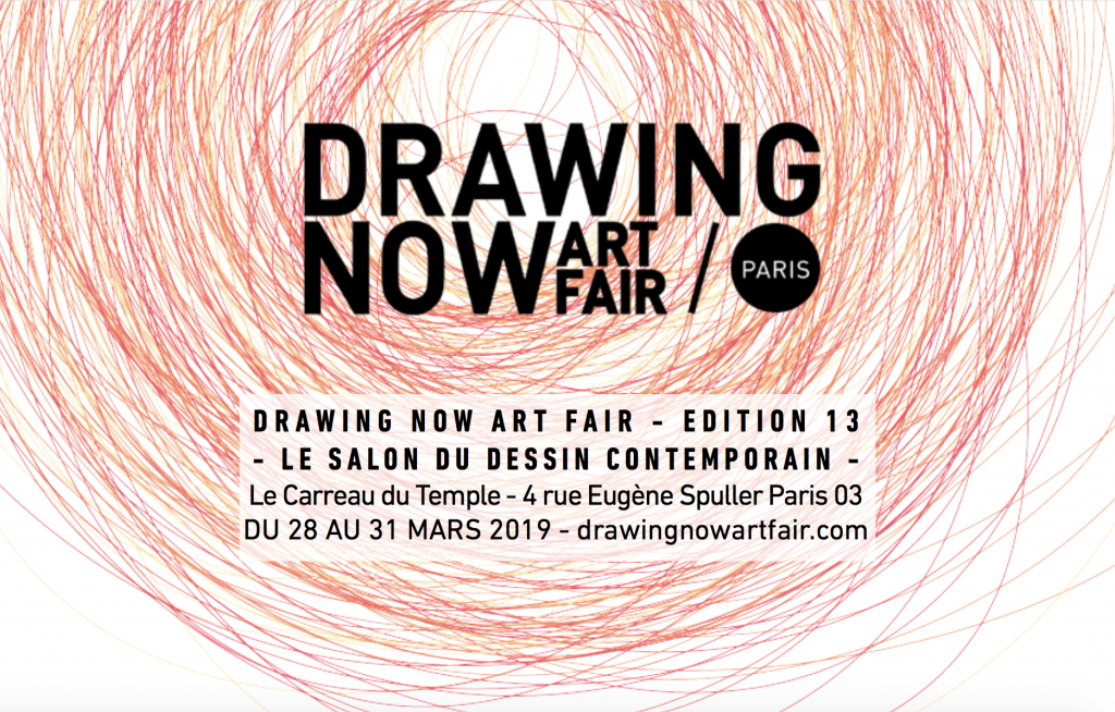 Drawing Now étapes: