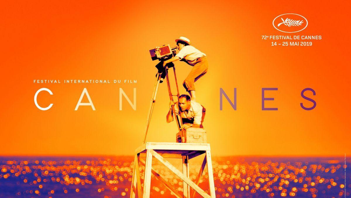 Festival de Cannes affiche 2019