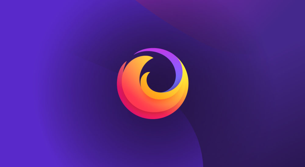 étapes: Firefox