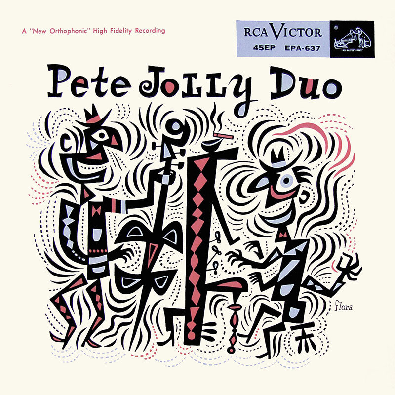 PeteJollyDuo Jim Flora étapes: