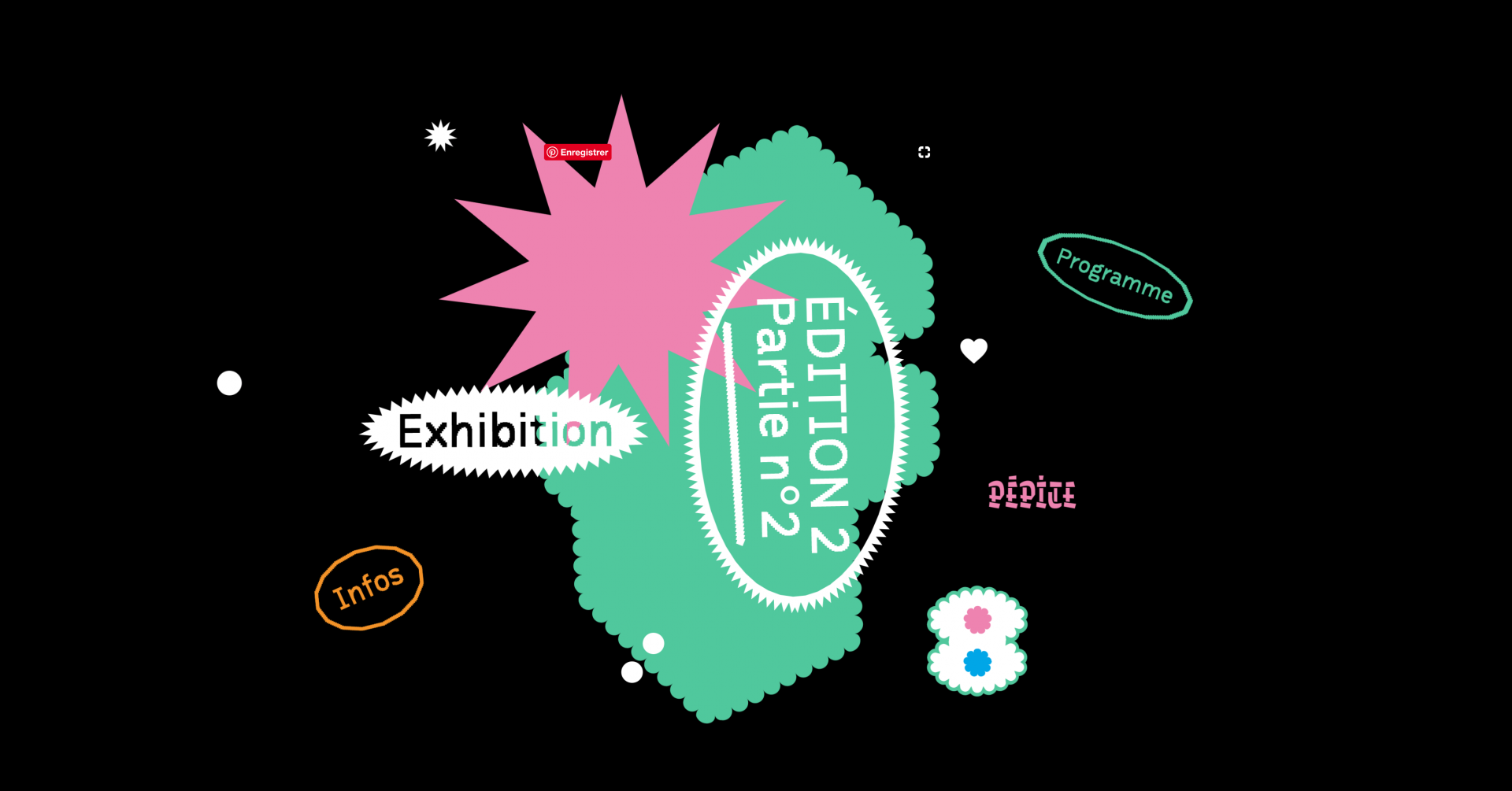 Festival figuré.e création graphiques éditions indépendantes