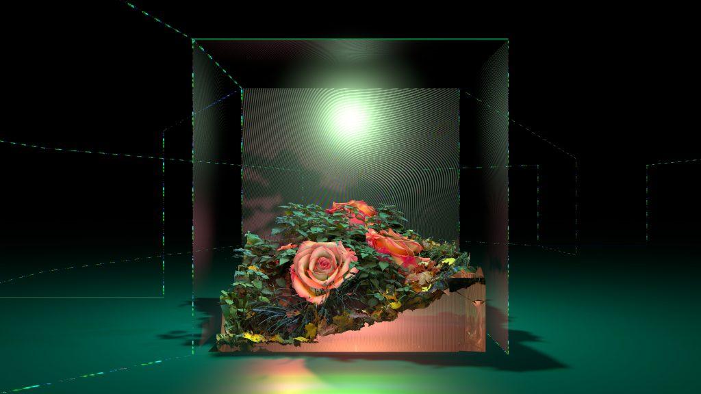 Floralia par l'artiste canadienne Sabrina Ratté